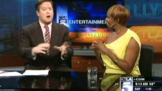 Nene Leakes (KTLA Morning Show March 2nd 2011)