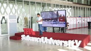How changing the way I travel changed me | Husain Anas | TEDxSabanciUniversity