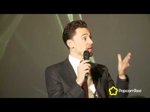 Tom Hiddleston - live on stage Q&A: Popcorn Taxi - part 2