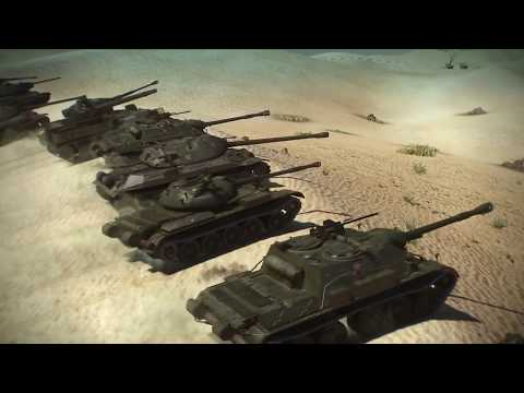Trailer World of Tanks Xbox One Wargaming