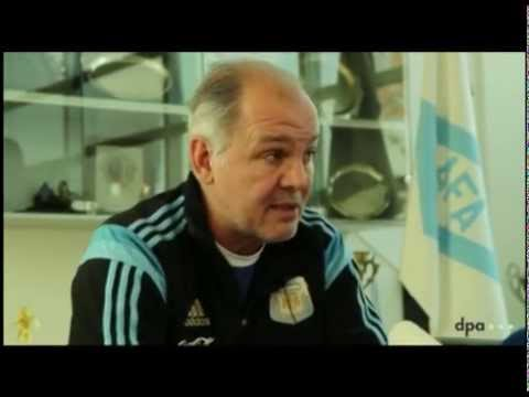 ALEJANDRO SABELLA, DT DE ARGENTINA: