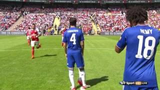 Arsenal vs Chelsea Community Shield 282015 FULL MATCH