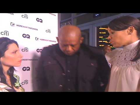 Forest Whitaker Supports Hope North Video