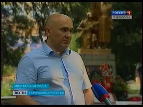 По инициативе Александра Шарабка жителям Минераловодского округа вручили более 10 000 свечей памяти