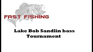 Lake Bob Sandlin Tournament