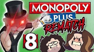 Monopoly - THE REMATCH: Thieves and Grumps - PART 8 - Game Grumps VS