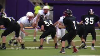 Holmes vs Fort Dodge Freshman Football 2017