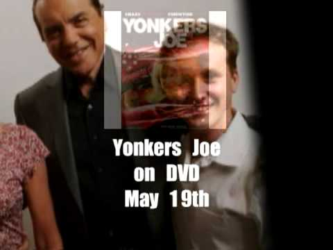 May 19th DVD release Yonkers Joe - Chazz Palminteri - Christine Lahti - Tom Guiry MAY 19th