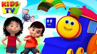 Best Kids Songs Compilation | Bob The Train | Nursery Rhymes For Children - Kids TV