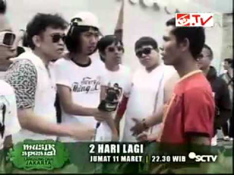 Udin Sedunia Vs Temlo video