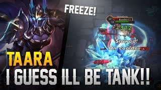 Arena of Valor [Road to Conqueror] GUESS ILL BE TANK!! Taara Gameplay