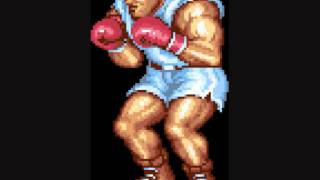 Street Fighter II Champion Edition - Balrog Tema