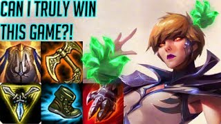 CAMILLE IS A MONSTER! BUT CAN SHE SAVE EVERY LOSING LANE?! - League Of Legends