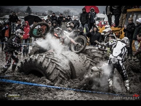 King Of The Hill 2013 Hard Enduro - Prologue - Official - Mud, Blood & Tears