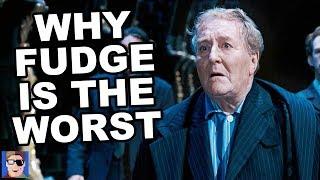 Why Cornelius Fudge Is The Worst