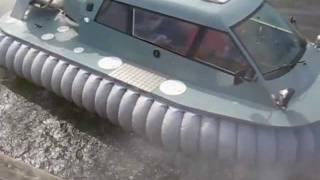 New Finnish Hovercraft HCAS-5