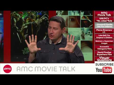 AMC Movie Talk - Why So Serious? Did DC Implement A No Jokes Rule?