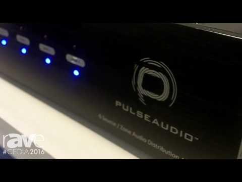 CEDIA 2016: Vanco International Highlights Pulse Audio 6 Source Audio Distribution Amplifier