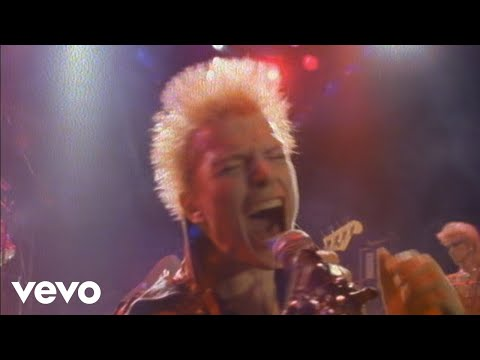 Download Billy Idol - Rebel Yell Mp4 baru