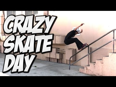 CRAZY DAY WITH PETER VILLALBA AND FRIENDS !!! - A DAY WITH NKA