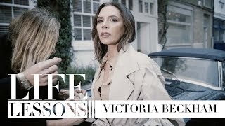 Victoria Beckham on love, Spice Girls, style tips and beauty tips: Life Lessons