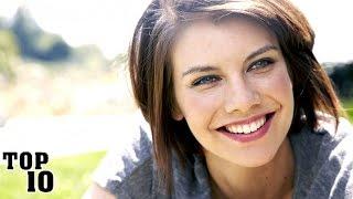 Top 10 Lauren Cohan Facts