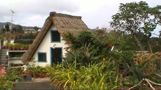 MADEIRA  Casas de Colmo at Santana and the northeast (sd-video).mp4