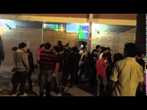 SERENAZGO CAJAMARCA - OPERATIVO CONJUNTO A DISCOTECAS  / HALLAN CADÁVER / 10-11-2014