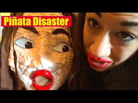 PINATA DISASTER!
