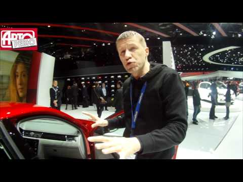 Seat Toledo концепт (лифтбек), обзор