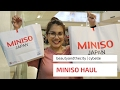 Shop with me at MINISO! | Haul | Cybelle