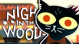WHAT DID WE JUST FIND?! | Night in the Woods Gameplay Walkthrough - Part 1