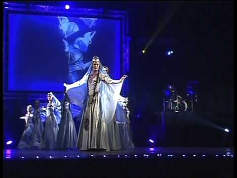 The Georgian dances 5. Ensemble ERISIONI