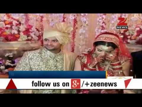 Indian cricketer Suresh Raina gets married to Priyanka Chaudhary