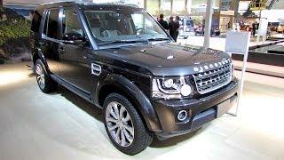 2014 Land Rover Discovery XXV - Exterior and Interior Walkaround - 2014 Geneva Motor Show