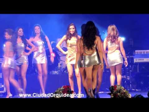 Opening de la Elecci�n Reina de Bodas de Oro del Colegio 8 de Noviembre - Piñas, El Oro