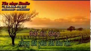 Xe đạp - Thùy Chi ft. M4U beat chuẩn tone