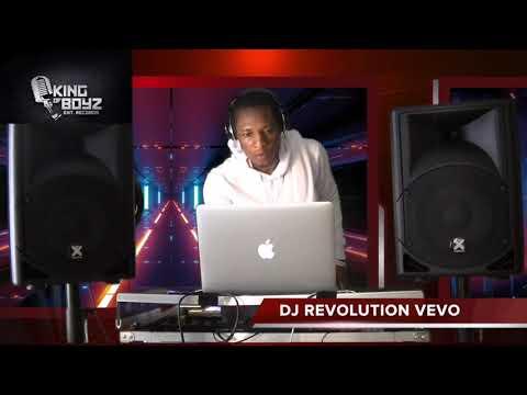 DJ REVOLUTION VEVO BEST AFROBEAT NAIJA LIVE MIX 2020 Vol 2