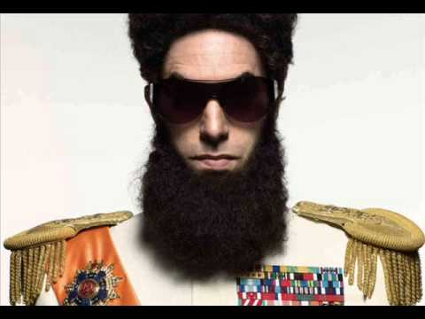The Dictator- Aladeen madafaka