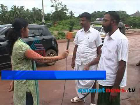 road condition in kerala