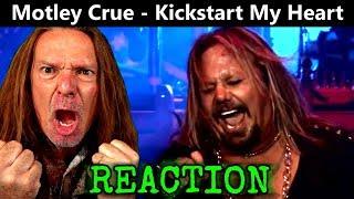 Vocal Coach Reacts To Motley Crue  - Kickstart My Heart - Ken Tamplin
