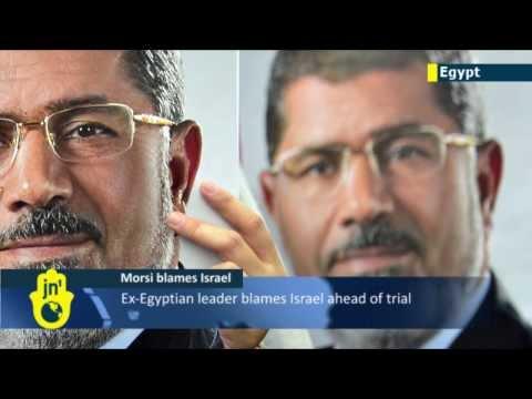 Ex-Egyptian President Mohammed Morsi: unstable situation in Egypt 'serves Israeli interests'