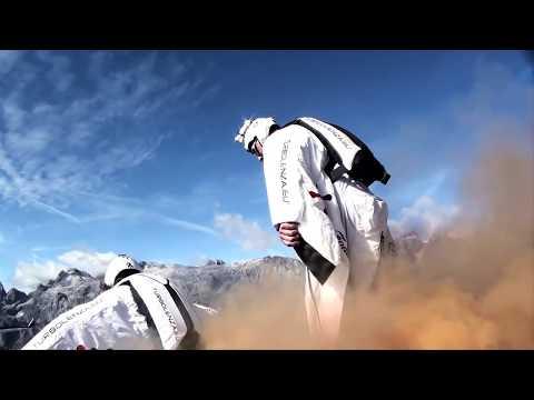 Basejump: Roberta Mancino, Maurizio di Palma – Wingsuit Flyers