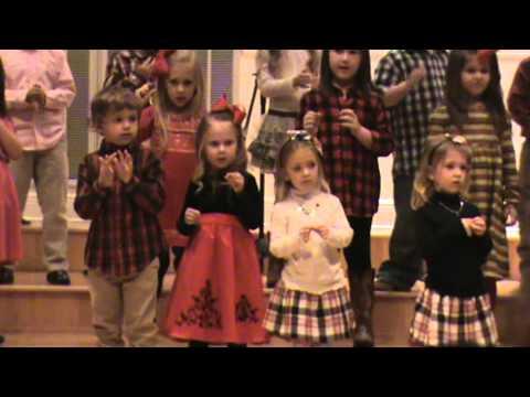 Sophia Christmas Program 2013 - Roseland Park Academy