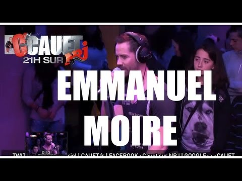Emmanuel Moire - Beau Malheur - Live - C'Cauet sur NRJ