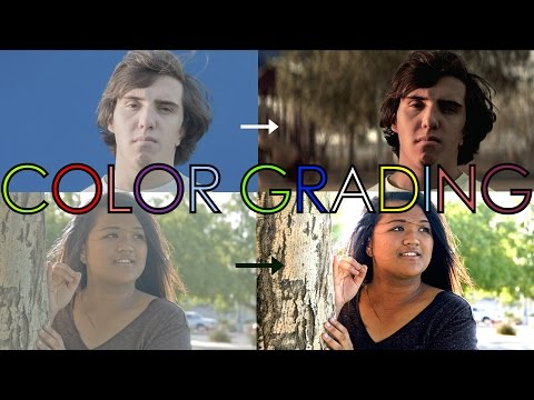 Adobe SpeedGrade Tutorial - How to Achieve Cinematic Footage