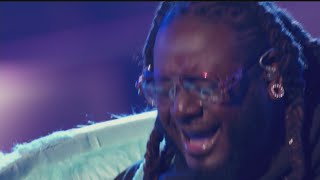 T-Pain wins The Masked Singer