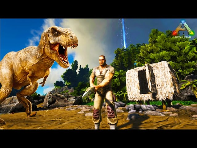 how to find lost dinos in ark