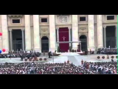Preguntas de los Movimientos al Papa Francisco en la Vigilia de Pentecostés