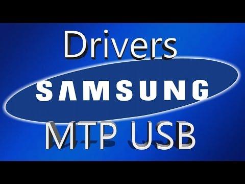 instalar driver mtp usb de samsung galaxy(todos) [pc]